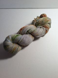Only 1 skein of this colorway available