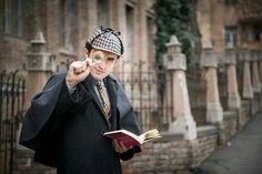 Being Sherlock Holme
