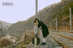 Gfriend Album, Gfriend Yuju, Gfriend Sowon, Extended Play, Kpop, Gfriend Profile, Korean Girl Band, Photoshoot Images, Cloud Dancer