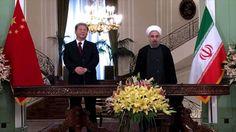 LA BALA: CHINA VISITA A IRAN...UN DOLOR DE CABEZA PARA EEUU...