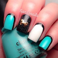 Instagram photo by lianasnails #nail #nails #nailart