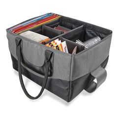For tutoring things. Auto Exec File Tote Bag w/ lid. $40. Only mini available?