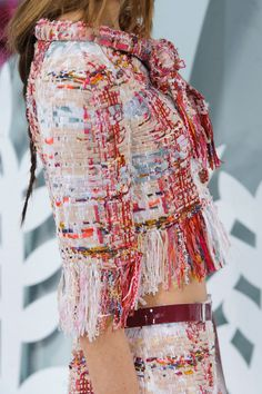 Chanel Spring 2015 Runway Pictures - StyleBistro                                                                                                                                                                                 More