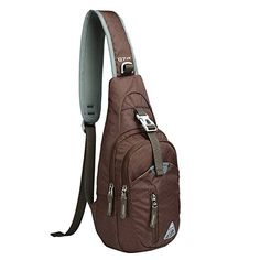 Kimlee Multi-functional Shoulder Sling Bag Cross Body Chest Pack Hiking  Cycling Bicycle Bag for Men and Women     Don t get left behind 16a3e341641f