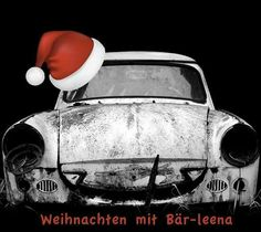Christmas Trabbi Trabant 500