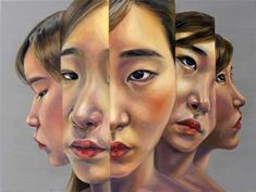 Ha-won Lee Age: 17 Grade: 12 Fort Lee High School Fort Lee, NJ 07024 Out of school program: Oogie Art NJ Tenafly, NJ 07670 Educator(s): Adrian Chin Awards: Painting Silver Medal, 2015 Kunst Portfolio, Distortion Art, Advanced Higher Art, Ap Drawing, Ap Studio Art, Identity Art, A Level Art, Wow Art, Gcse Art