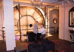 Clocktower Events Denver Evening Proposal In Romantic Location