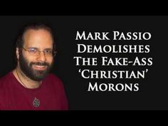 Mark Passio Demolishes The Fake-Ass 'Christian' Morons - YouTube