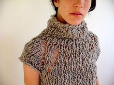 Ravelry: Handspun Tunic Sweater pattern by Melissa Halvorson