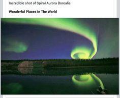 #Aurora #Swirl