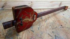Nougat box Axe-Handle 3 string made at Tomar Portugal Axe Handle, Tin, Portugal, Tin Metal