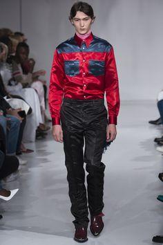 Calvin Klein SS18 (look completo)