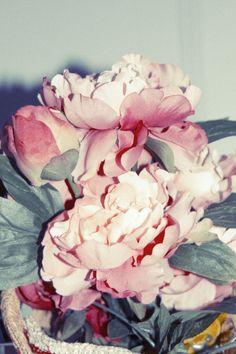 Pink meets mint