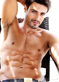 Brazil - Oh, Pedro Soltz is just so YUMMY! He and his sexy abs can stay shirtless 24/7 as far as I'm concerned.