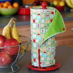 ReadytoShip  Tree Saver Towels  Vintage Baking  by mamamade