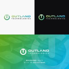 Create a simple but sharp logo for Outland Technologies by Gersi Rami