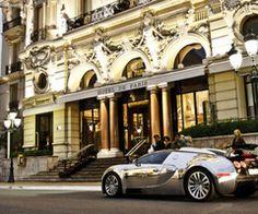 Bugatti in Paris