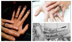 Tatuagens Alianças