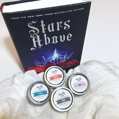 The Lunar Chronicles Collection 2oz or 4oz set of by NovellyYours<<<<NEED!!!!