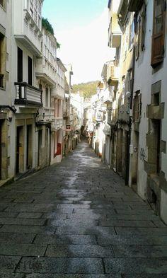Rúa de Viveiro. (Lugo). Villas, Vivarium, Federico Garcia Lorca, Cities, Places, Villa, Mansions