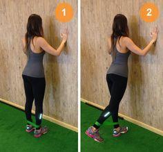 Três exercícios feitos com elástico para deixar as pernas e bumbum durinho - Raquel Salvadori – Na Academia