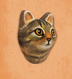 1000 Images About CAT PAPIER MACHE On Pinterest Paper