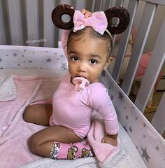 Cute Mixed Babies, Cute Black Babies, Black Baby Girls, Beautiful Black Babies, Cute Baby Girl, Little Babies, Baby Love, Cute Babies, Baby Kids