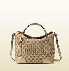 Gucci - bree original GG canvas top handle bag 353120KH1RX8612