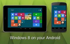 Access Windows Desktop from Your Tablet or Phone