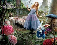 Alice In Wonderland Wallpaper 10020177 Desktop Download Page HD Wallpaper, Alice In Wonderland, Alice In Wonderland Book, Alice In Wonderlan...