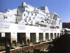 Yamato International Building, Tokyo (1987) | Hiroshi Hara
