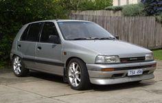 Daihatsu Charade CXT