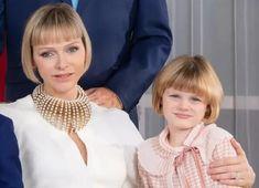 Grace Kelly Wedding, Monaco Princess, Monaco Royal Family, Prince Albert, Pink Polka Dots, Royal Fashion, Palace, Royalty, Celebs
