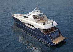 Vicem Yachts: V32m-Majestic Blue-camera8.jpg