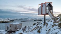 TYIN Tegnestue and Rintala Eggertsson Architects build upon the wild - News - Mark Magazine