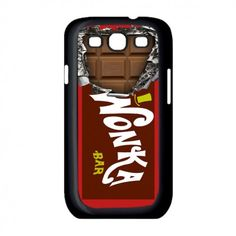 Wonka Chocolate SAMSUNG  GALAXY S3 CASE, Price $24.89, free shipping.