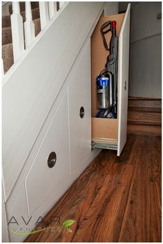 Under Stairs Storage Ideas Home Decor Under Stairs Storage Ideas Uk. Under Stairs Storage Ideas Pictures. Under Stairs Storage Ideas Ireland. Space Under Stairs, Under Stairs Cupboard, Under The Stairs, Kitchen Under Stairs, Open Stairs, Hidden Storage, Diy Storage, Tool Storage, Understairs Storage Ideas