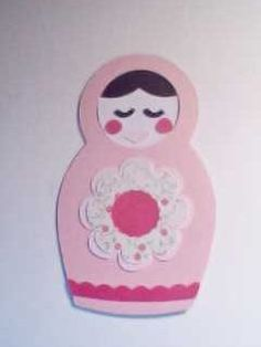Russian Doll Bridal Shower