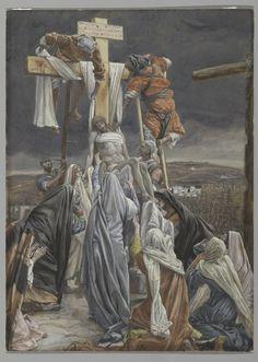 Jacques-Joseph Tissot - Life of Jesus Christ Life Of Jesus Christ, Jesus Lives, Catholic Art, Religious Art, Moslem, Jesus Art, Biblical Art, Jesus Pictures, Religious Pictures