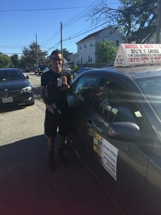 Matthew of #rosedale #newyork took his #roadtest at #laurelton #testsite.  He did our 11 #lessons package and now is a #licensed #driver. Great job  #acess2Drive #learntodrive #welovewhatwedo #teamaccess #motorcycle #auto #bus #training Www.drivingschoolsqueens.com