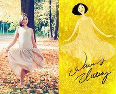 Nancy Zhang - Fallen Leaves.