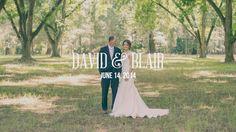 David & Blair Wedding