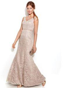 JS Collection Organza Evening Dress