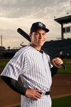 Russell Martin--met him at spring training. he's awesome!