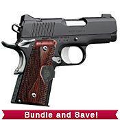 Kimber 1911 Ultra Carry II Handgun w/ Lasergrip