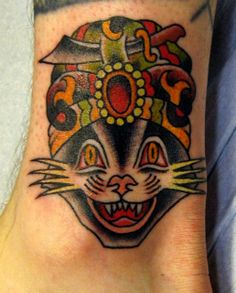 My fortune teller cat by Heath Preheim