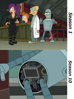 Futurama's Consistency - IntradayFun Futurama, Funny Photos, Funny Images, Pokemon, American Dad, Adult Cartoons, Cartoon Shows, Geek Culture, Pop Culture
