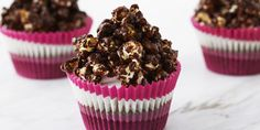 Look at this recipe - Rocky Road Cinema Tortes - from Anna Olson and other tasty dishes on Food Network. Best Chocolate, Chocolate Brownies, Chocolate Recipes, Anna Olson, Baking Recipes, Cake Recipes, Sweet Recipes, Dessert Recipes, Gastronomia