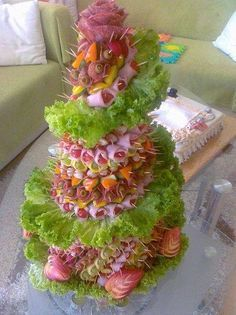 I can't imagine the patience it must take to make something like this!