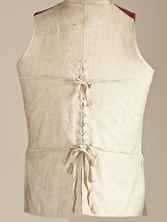 Man's Waistcoat | LACMA Collections